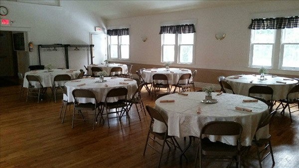 Great Hall for Family Parties